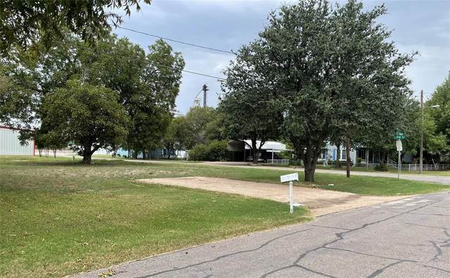 117 N Dobson Street, Burleson, TX 76028 (MLS #14664581) :: Real Estate By Design