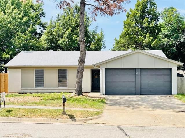 6010 Kelly Elliott Road, Arlington, TX 76001 (MLS #14664587) :: Real Estate By Design