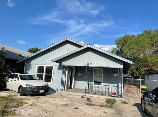 4455 Hemphill Street, Fort Worth, TX 76115 (MLS #14664626) :: Real Estate By Design
