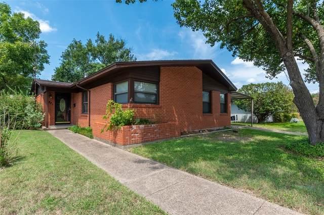 9821 Ash Creek Drive, Dallas, TX 75228 (MLS #14664630) :: The Juli Black Team