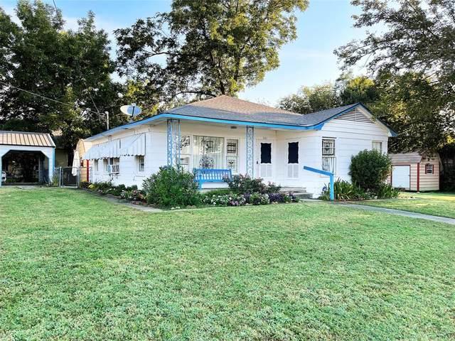 301 E Grove Street, Kaufman, TX 75142 (MLS #14664675) :: Real Estate By Design