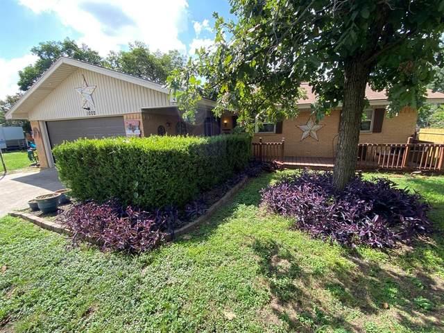 1002 W Wrights Avenue, Comanche, TX 76442 (MLS #14664697) :: Trinity Premier Properties