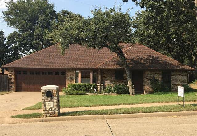 5811 Waterview Drive, Arlington, TX 76016 (MLS #14664759) :: Real Estate By Design