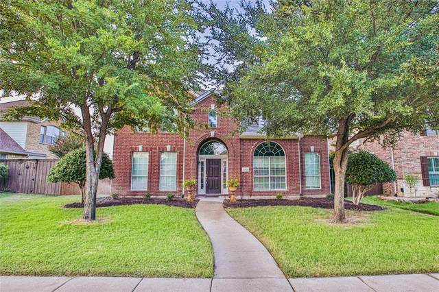11428 Pear Ridge, Frisco, TX 75035 (MLS #14664760) :: Russell Realty Group