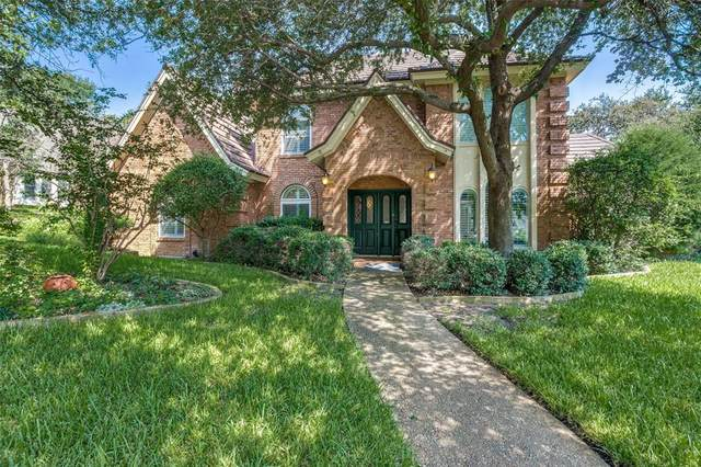 821 Mayfair Hill Court, Bedford, TX 76021 (MLS #14664766) :: Real Estate By Design
