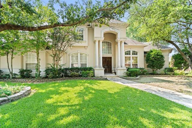 5908 Mcfarland Court, Plano, TX 75093 (MLS #14664767) :: Real Estate By Design
