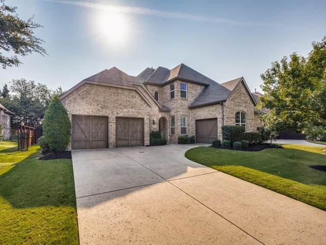 800 Butchart Drive, Prosper, TX 75078 (MLS #14664769) :: Russell Realty Group