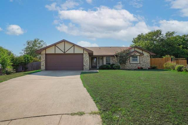 7108 Del Rio Court, Fort Worth, TX 76133 (MLS #14664774) :: All Cities USA Realty