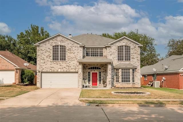 5645 Rockport Lane, Haltom City, TX 76137 (MLS #14664783) :: Real Estate By Design