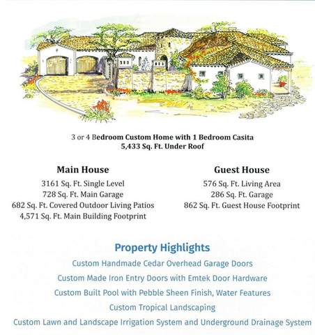 6247 Walnut Hill Lane, Dallas, TX 75230 (MLS #14664784) :: Real Estate By Design