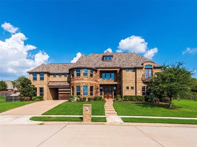 5801 Kays Court, Colleyville, TX 76034 (MLS #14664787) :: Frankie Arthur Real Estate