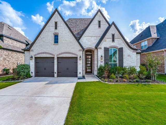 4131 Dewberry Lane, Prosper, TX 75078 (MLS #14664789) :: Real Estate By Design
