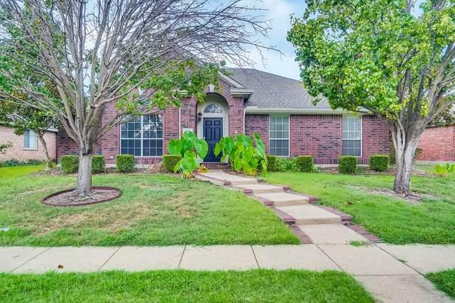 1605 Branch Creek Drive, Allen, TX 75002 (MLS #14664791) :: Russell Realty Group