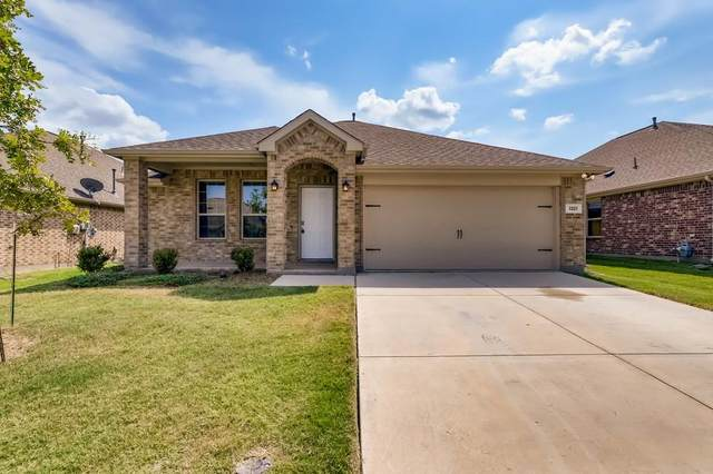 1321 Crescent View Drive, Anna, TX 75409 (MLS #14664792) :: Russell Realty Group