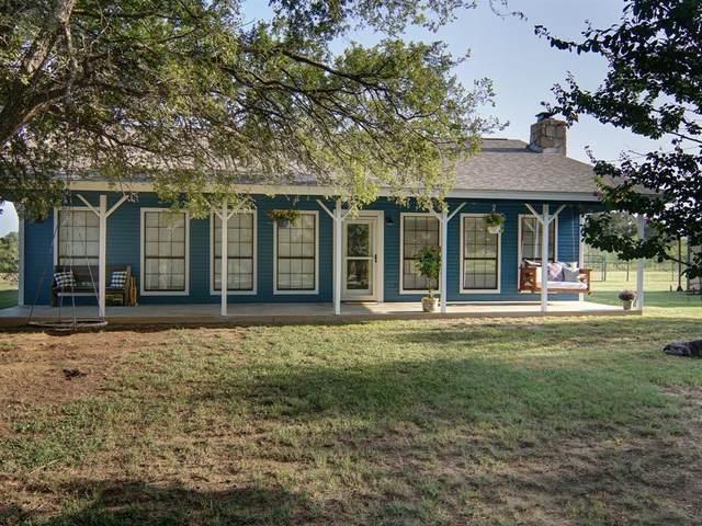 1681 S Fm 129, Santo, TX 76472 (MLS #14664879) :: Front Real Estate Co.