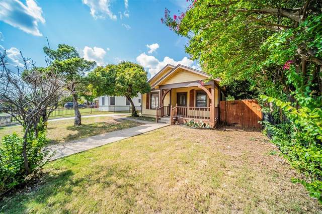2643 Gladstone Drive, Dallas, TX 75211 (MLS #14664913) :: Craig Properties Group