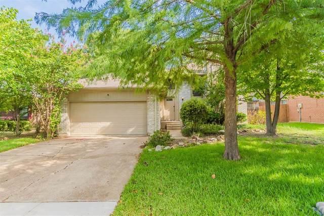 7421 Jamie Renee Lane, North Richland Hills, TX 76182 (MLS #14664921) :: Real Estate By Design