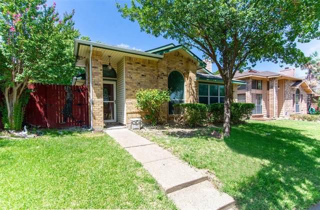 431 Appomattox Drive, Mesquite, TX 75149 (MLS #14664925) :: Real Estate By Design