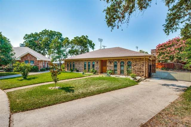 617 Hanover Lane, Irving, TX 75062 (MLS #14664954) :: Real Estate By Design