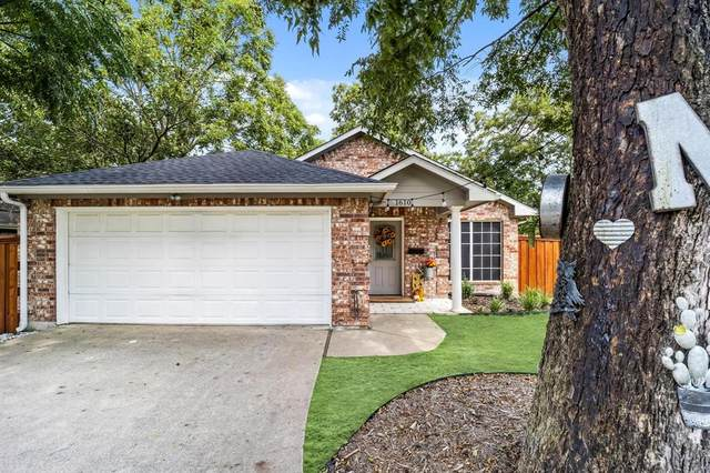 1610 Sherman Street, Mckinney, TX 75069 (MLS #14664983) :: Real Estate By Design