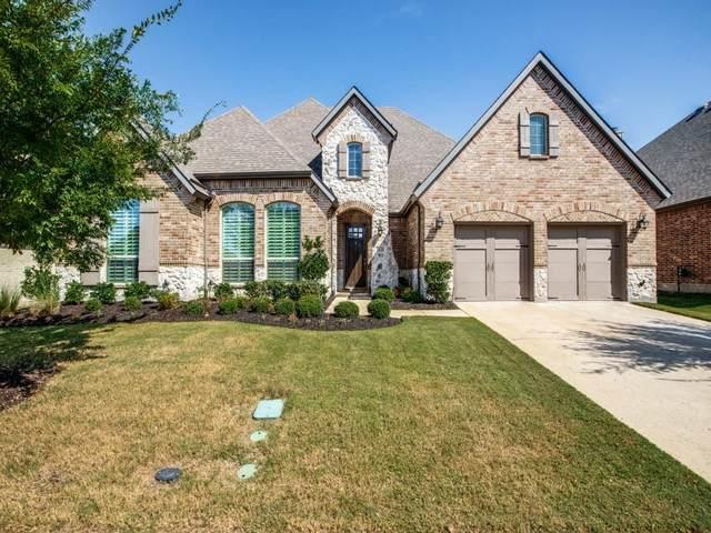 1620 Snapdragon Court, Celina, TX 75078 (MLS #14664994) :: Real Estate By Design