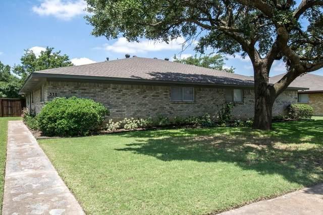 330 Towne House Lane, Richardson, TX 75081 (MLS #14665054) :: Robbins Real Estate Group