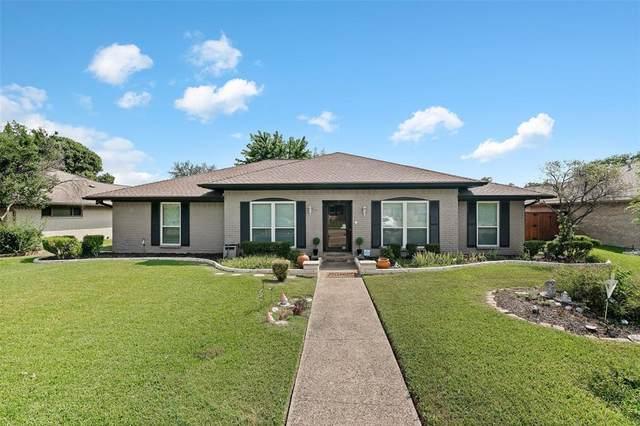 642 Goodwin Drive, Richardson, TX 75081 (MLS #14665061) :: Real Estate By Design