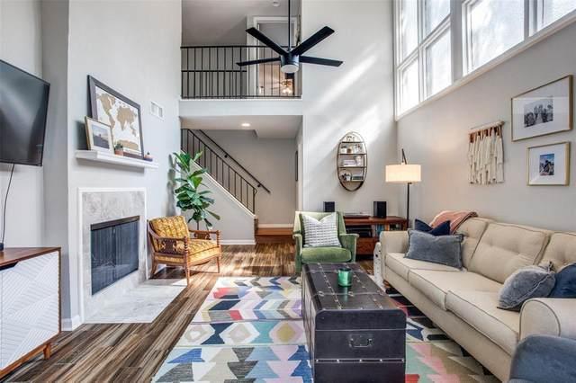 7410 E Northwest Highway #101, Dallas, TX 75231 (MLS #14665082) :: Robbins Real Estate Group