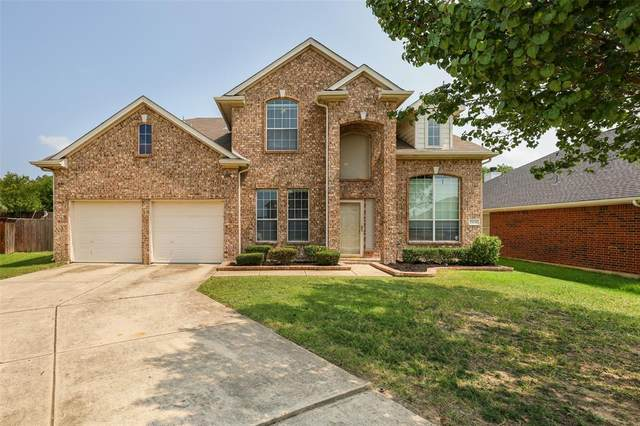 2436 Cantura Drive, Mesquite, TX 75181 (MLS #14665085) :: Real Estate By Design