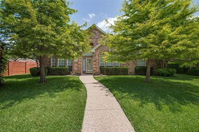 2640 Pine Springs Drive, Plano, TX 75093 (MLS #14665139) :: Crawford and Company, Realtors
