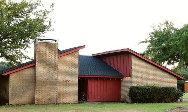 4500 Woodlawn Road, Sherman, TX 75090 (MLS #14665188) :: Real Estate By Design