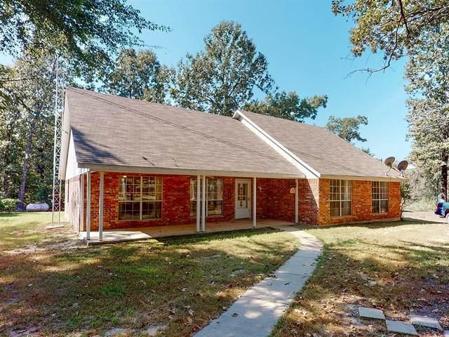 300 Hideaway Road, Arthur City, TX 75411 (MLS #14665190) :: Real Estate By Design