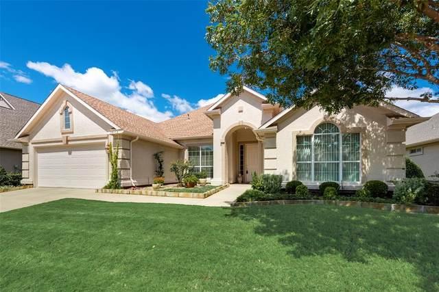 10112 Soriano Street, Denton, TX 76207 (MLS #14665194) :: Real Estate By Design
