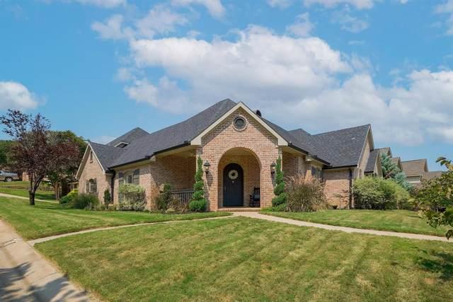 3211 Shore View Drive, Highland Village, TX 75077 (MLS #14665281) :: The Rhodes Team
