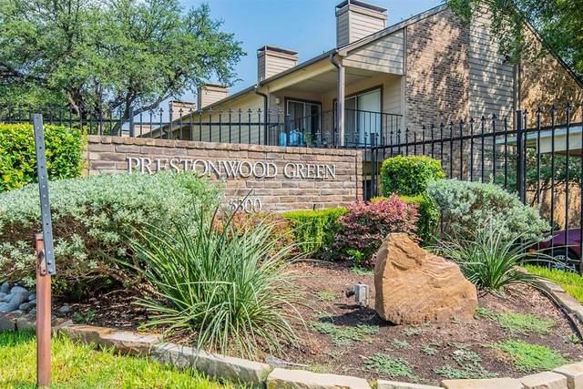 5300 Keller Springs Road #1002, Dallas, TX 75248 (#14665287) :: Homes By Lainie Real Estate Group
