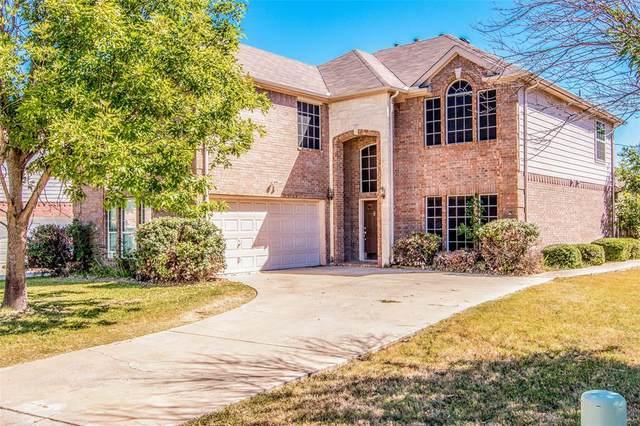 6821 Crenshaw Lane, Denton, TX 76210 (MLS #14665289) :: RE/MAX Pinnacle Group REALTORS