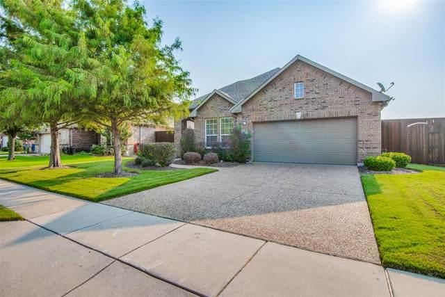 2520 Saddlehorn Drive, Little Elm, TX 75068 (MLS #14665326) :: Real Estate By Design