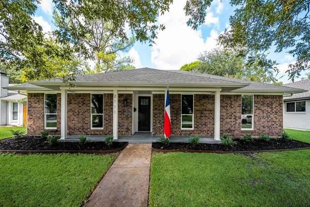 2111 Tulane Drive, Richardson, TX 75081 (MLS #14665344) :: Real Estate By Design