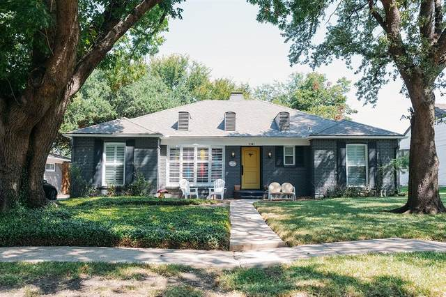 3541 Townsend Drive, Dallas, TX 75229 (MLS #14665376) :: Real Estate By Design