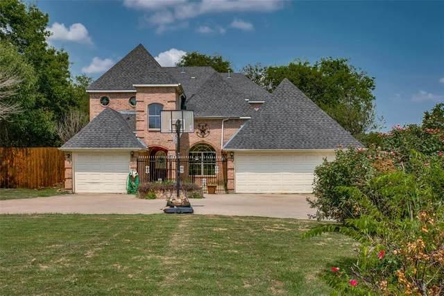 419 Woodhaven Boulevard, Duncanville, TX 75116 (MLS #14665393) :: Robbins Real Estate Group