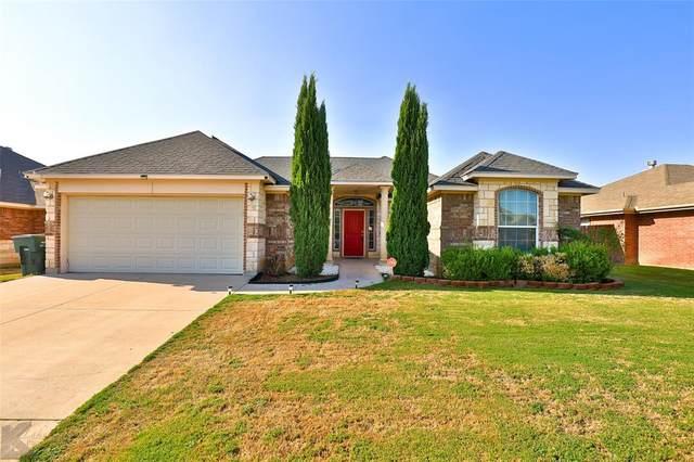 233 Lollipop Trail, Abilene, TX 79602 (MLS #14665407) :: Russell Realty Group