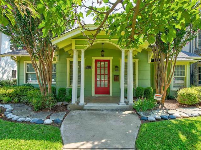 5021 Byers Avenue, Fort Worth, TX 76107 (MLS #14665414) :: Russell Realty Group
