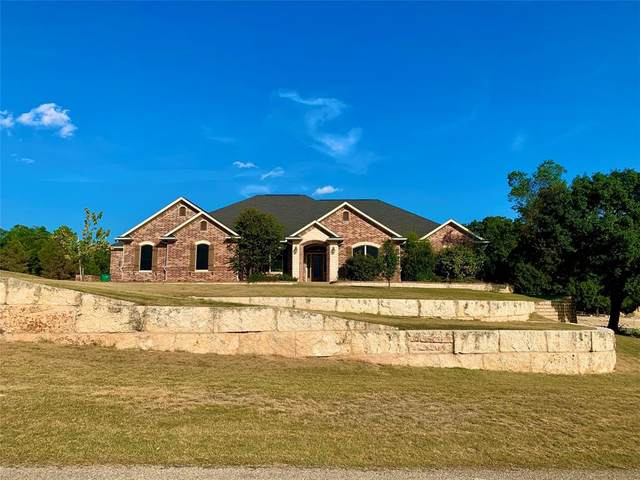 1107 Lady Amber Court, Granbury, TX 76049 (MLS #14665428) :: All Cities USA Realty