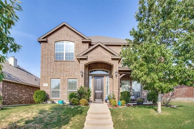 223 Happy Lane, Red Oak, TX 75154 (MLS #14665430) :: Lisa Birdsong Group | Compass