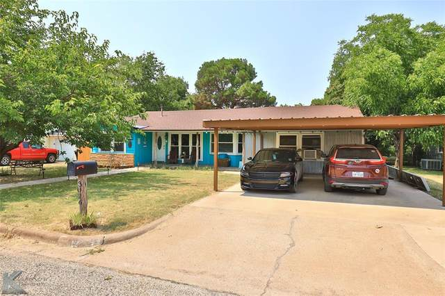 3026 Highland Avenue, Abilene, TX 79605 (MLS #14665435) :: Real Estate By Design