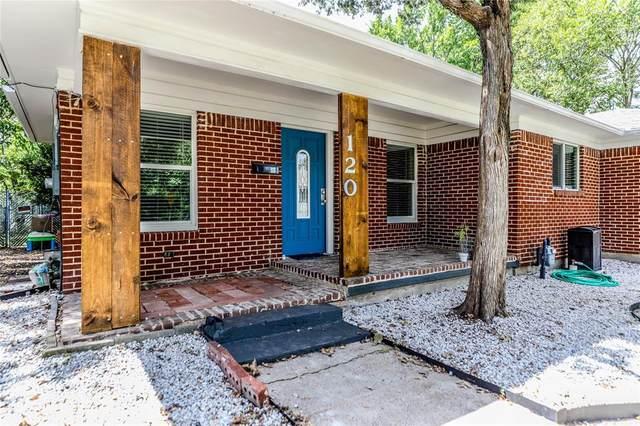 120 W 4th Street, Lancaster, TX 75146 (MLS #14665477) :: Robbins Real Estate Group