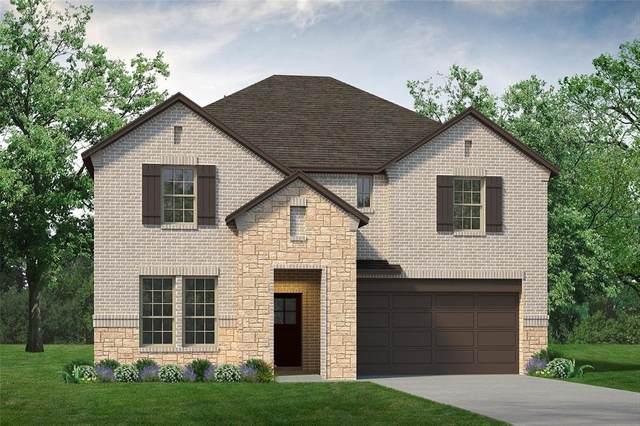 849 Mildren Lane, Fate, TX 75087 (MLS #14665509) :: Real Estate By Design