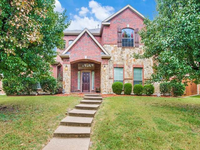 1814 Long Prairie Road, Allen, TX 75002 (MLS #14665528) :: Russell Realty Group