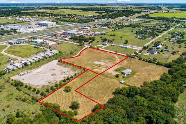 3301 N Countyrd 810, Tr 1 & 3, Burleson, TX 76009 (MLS #14665562) :: Robbins Real Estate Group