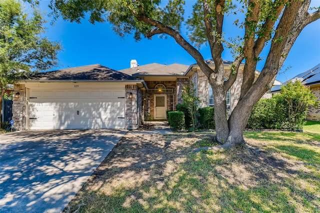 329 Crestview Drive, Arlington, TX 76018 (MLS #14665570) :: Trinity Premier Properties